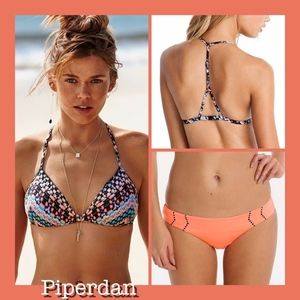NWT $216 SEAFOLLY US 12 & US 12 INDIAN SUMMER